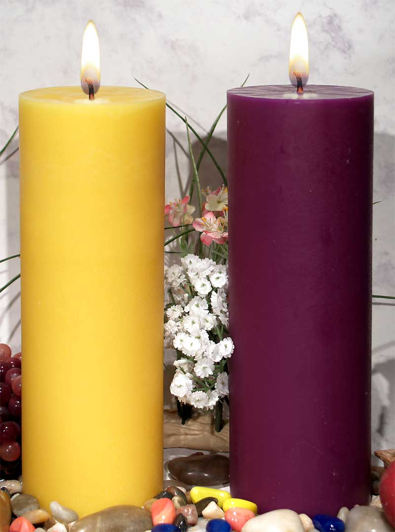 Pillar Candles Custom Pillar Candles Tall Pillar Candles